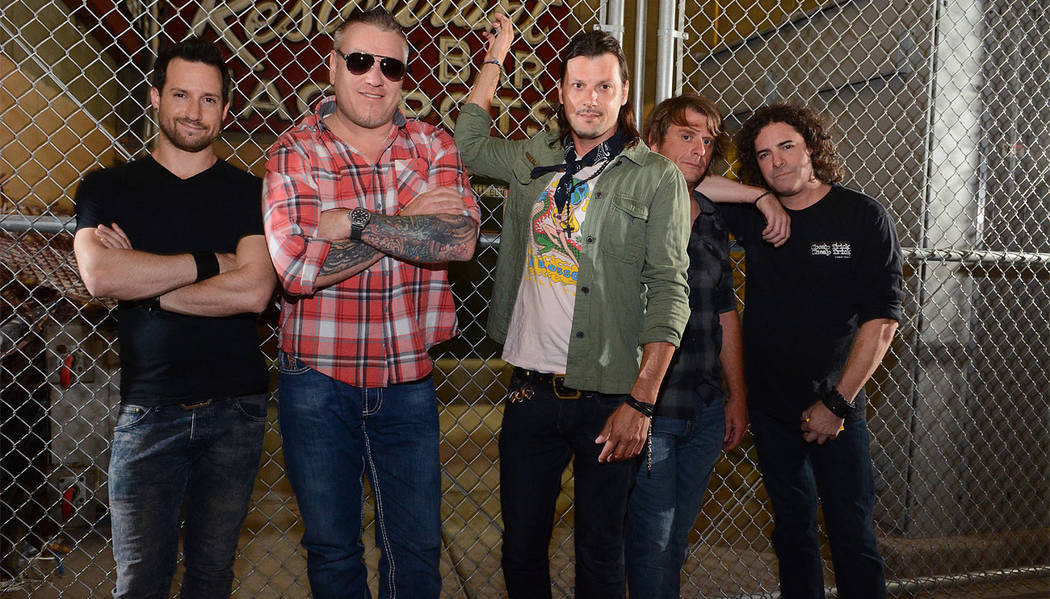 Rock of Vegas summer concert series at Fremont Street Experience concludes Saturday with a free ...