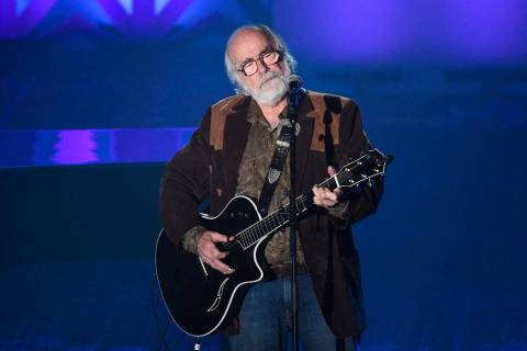 FILE - This June 18, 2015 file photo shows Robert Hunter at the 46th Annual Songwriters Hall Of ...