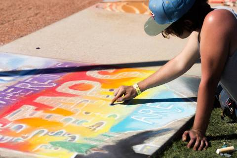 More than 40 local artists will compete for cash prizes in the Chalk Art Competition during Sat ...