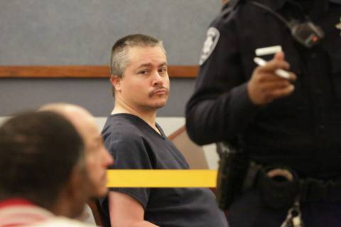 Anthony Wrobel, the former Venetian dealer accused of killing casino vice president Mia Banks a ...