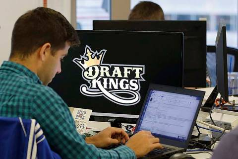 The NFL has joined with DraftKings as its provider for daily fantasy sports, moving the league ...