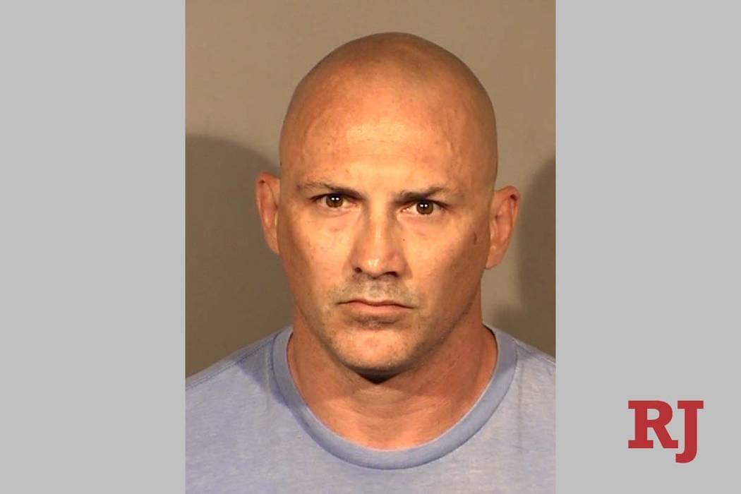 Justin Calhoun (Las Vegas Metropolitan Police Department)