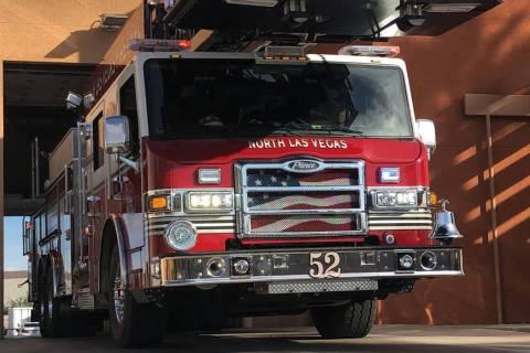 (North Las Vegas Fire Department via Facebook)
