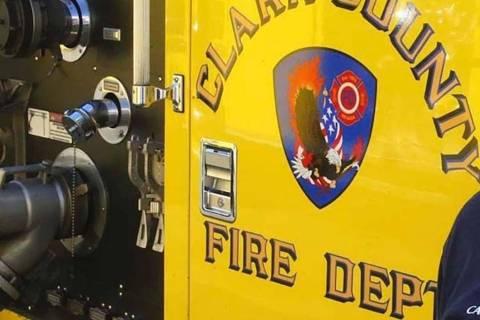 Clark County Fire Department (Las Vegas Review-Journal)