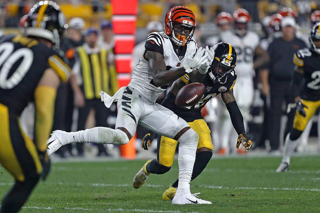 Steelers break out of funk, stomp Bengals, 27-3 | Las ...Steelers Game