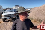 Storm Area 51 fans arriving, setting up roadside campsites