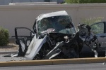Impairment suspected in fatal crash in northwest Las Vegas