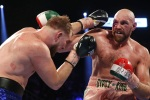 Tyson Fury outlasts Otto Wallin to win unanimous decision