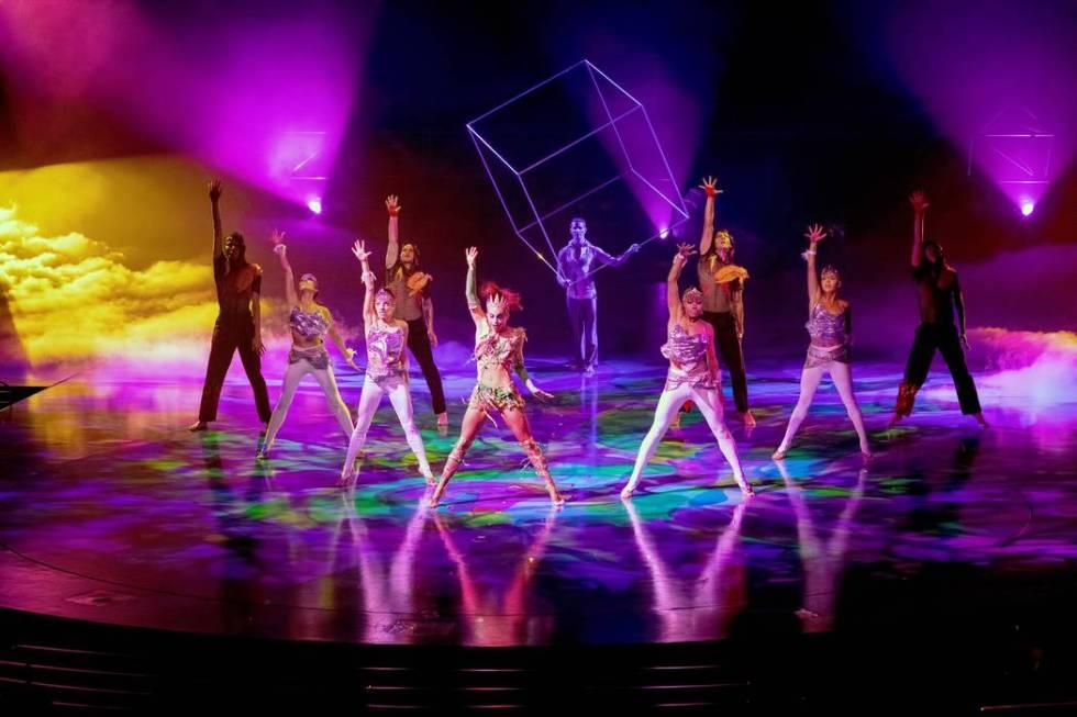 Nevada Ballet Theatre's A Choreographers' Showcase (Virginia Trudeau)