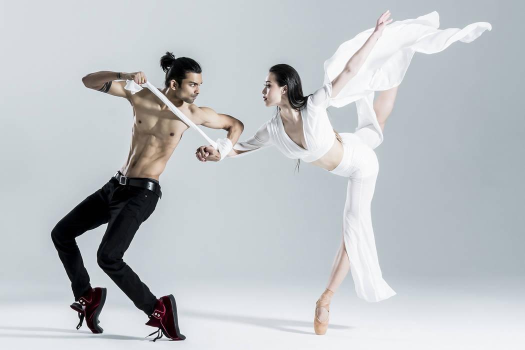 Nevada Ballet Theatre's A Choreographers' Showcase (Jerry Metellus)