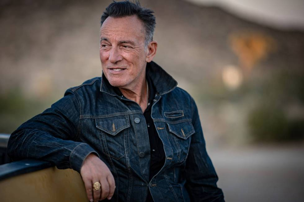 Bruce Springsteen in Western Stars, a Warner Bros. Pictures release. (Rob DeMartin)