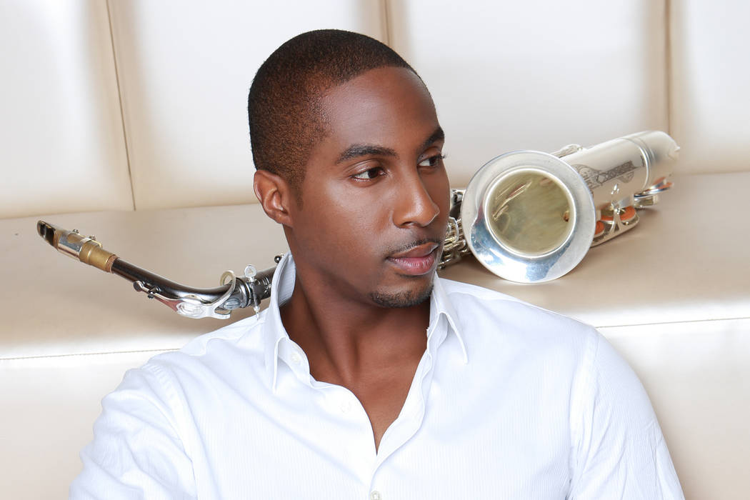 Eric Darius (SagiDarius Music)