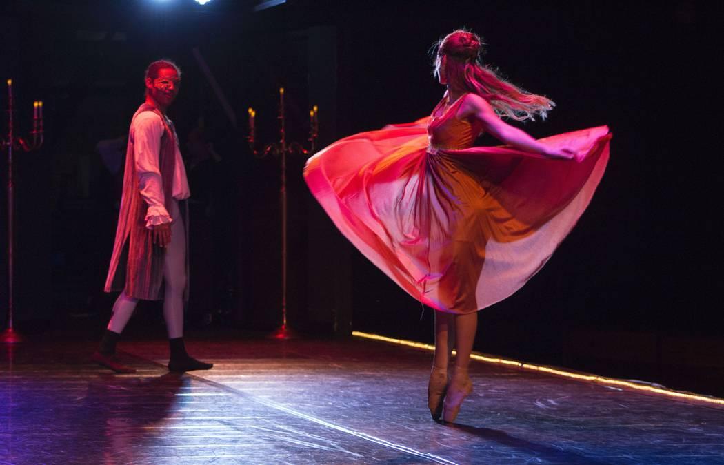 UNLV Dance Department (Candice Wynants)