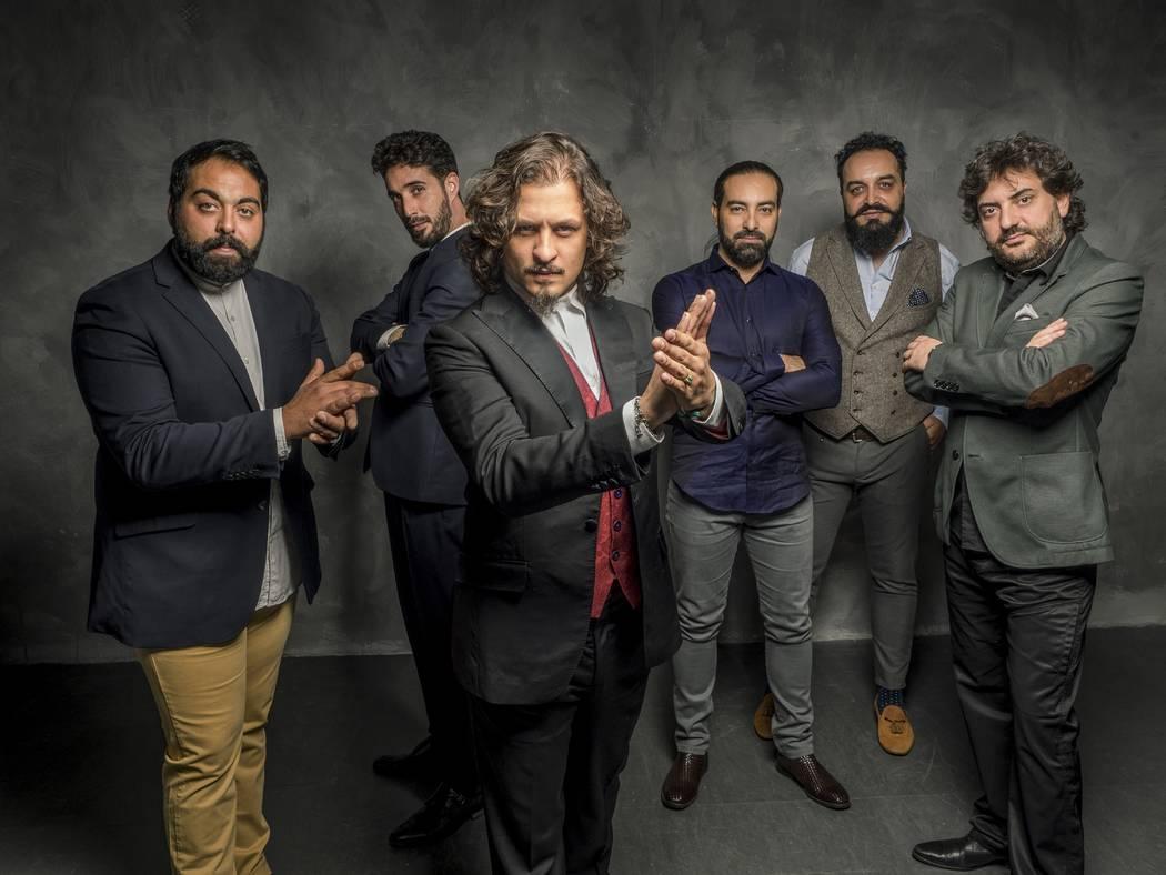 The Paco de Lucia Project (Luis Malibran)