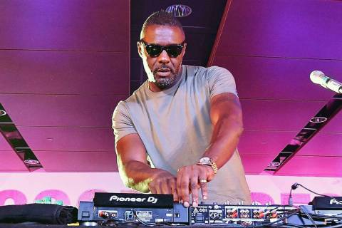 Idris Elba (Wynn Nightlife)