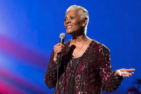 "Dionne Warwick performs at the world premiere of ""Clive Davis: The Soundtrack of Our Lives ..."