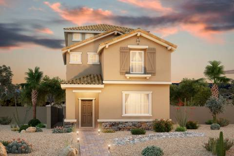 Skye Canyon unveils three new models at the First Look: Ravenna by Beazer Homes. The grand open ...