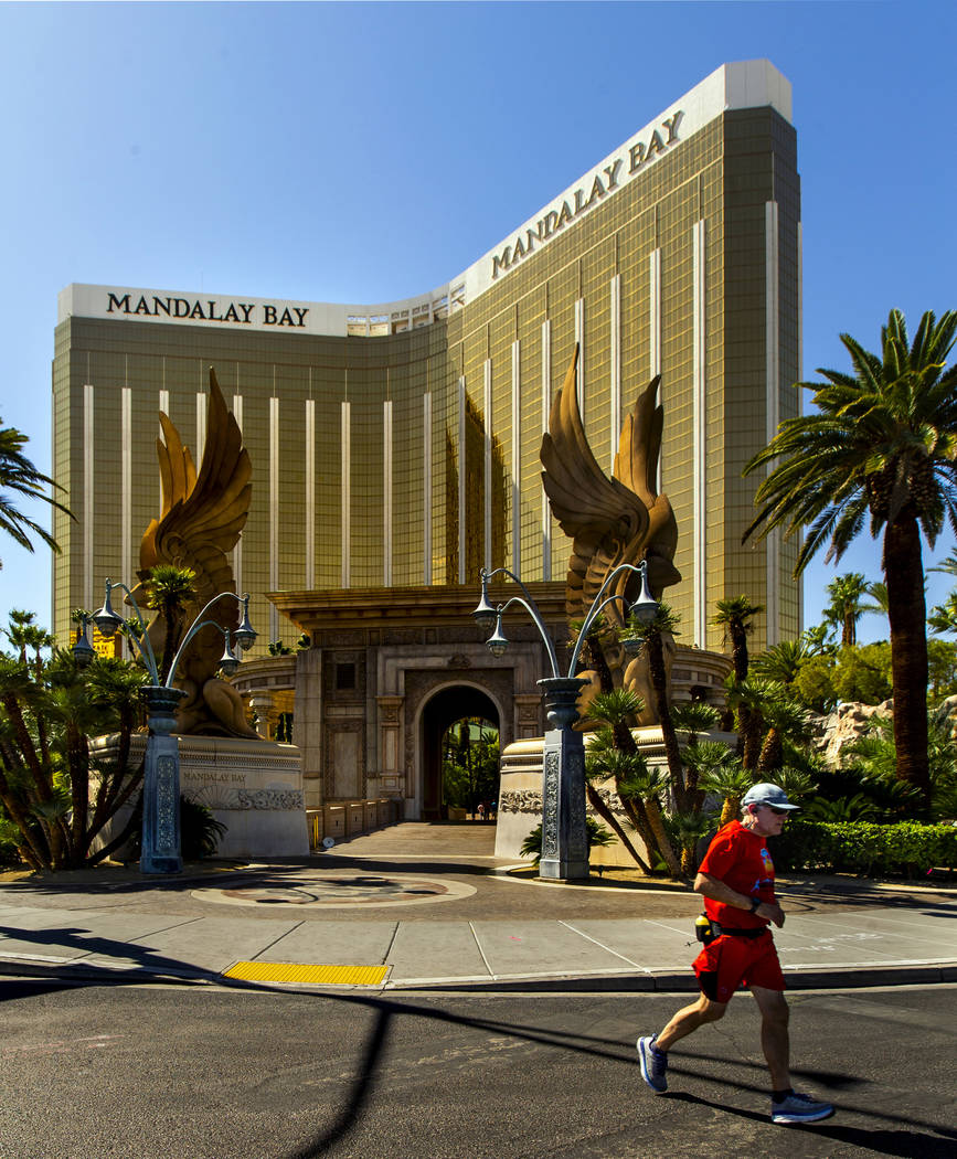 Mandalay Bay is close to making a full recovery two years after a mass shooting on the Las Vega ...