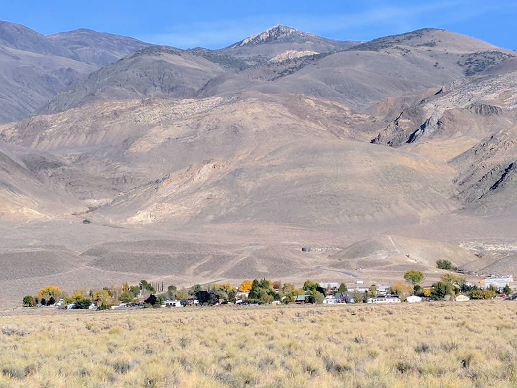 The White Mountain Estates neighborhood where Karlie Guse lived before disappearing in October ...