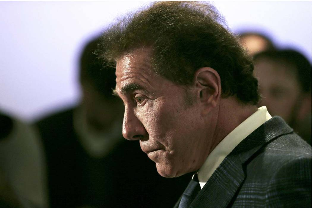 Former Wynn Resorts CEO and Chairman Steve Wynn (Charles Krupa/AP, File)