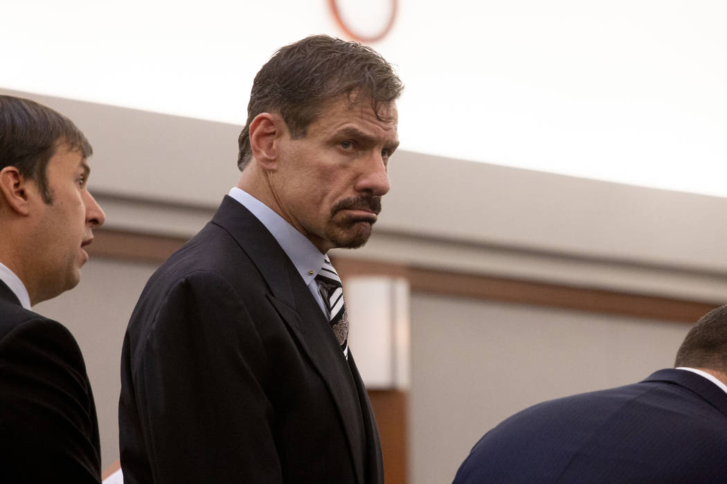 Billionaire Henry Nicholas III pleads guilty to a felony drug possession charge at the Regional ...