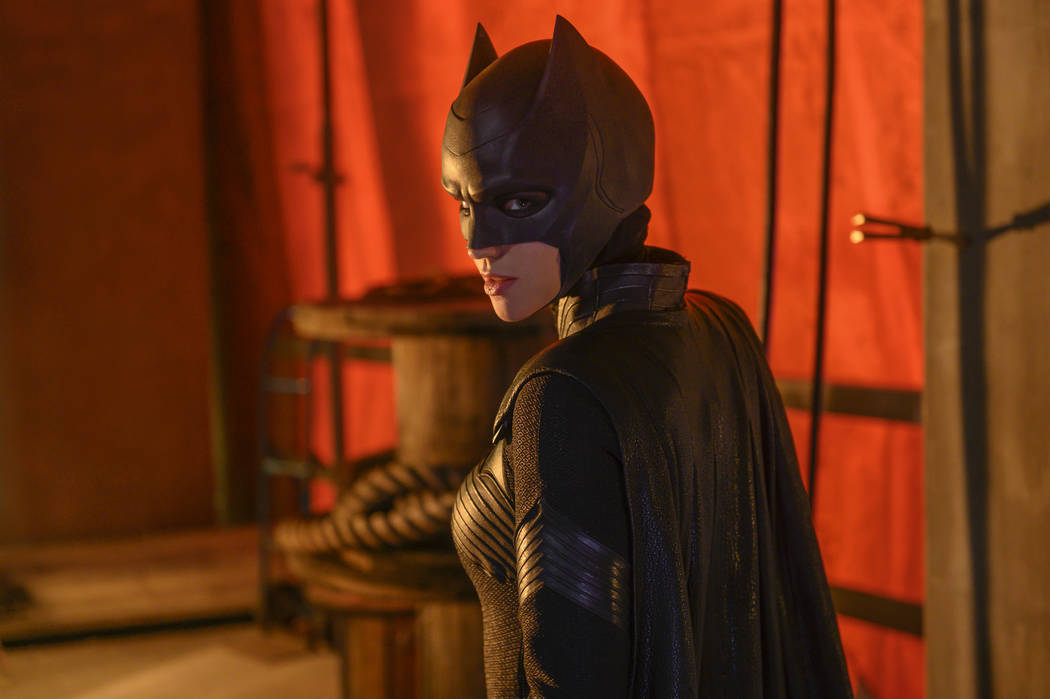 """Batwoman -- """"Pilot"""" -- Image Number: BWN101d_0412.jpg -- Pictured: Ruby Rose as Kate Kane/Batwo ..."""