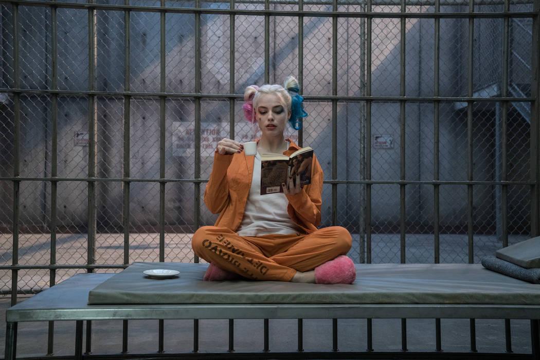 "Margot Robbie as Harley Quinn in ""Suicide Squad."" (Warner Bros.)"