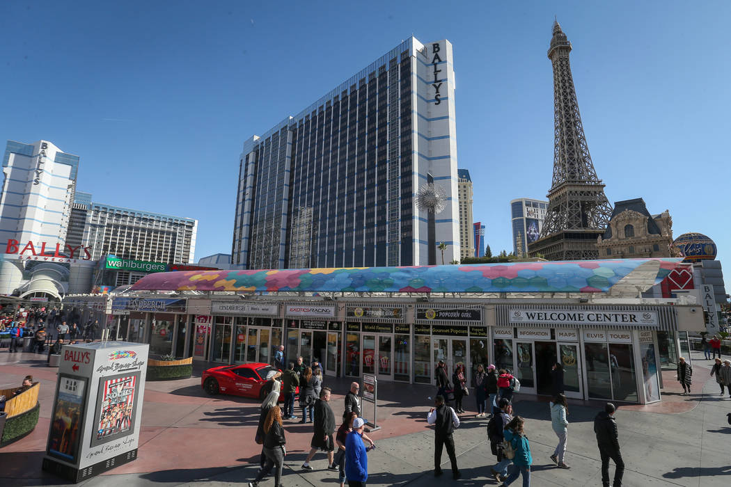 Small Fire Reported At Restaurant Inside Las Vegas Strip