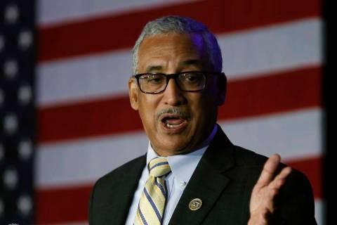 Congressman Bobby Scott, D-Va (Steve Helber/AP)