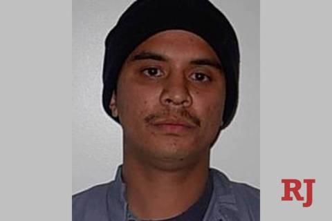 Jeremiah Bean (Nevada Department of Corrections via AP)