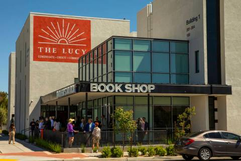A view of The Lucy, a multipurpose creative residency, and the new iteration of the Writer's Bl ...