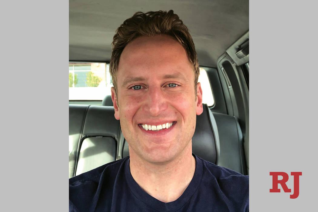 Robbie James Pettingill (Henderson Fire Department)