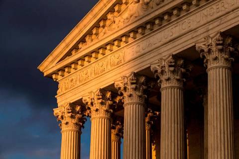 The Supreme Court in Washington (AP Photo/J. Scott Applewhite)