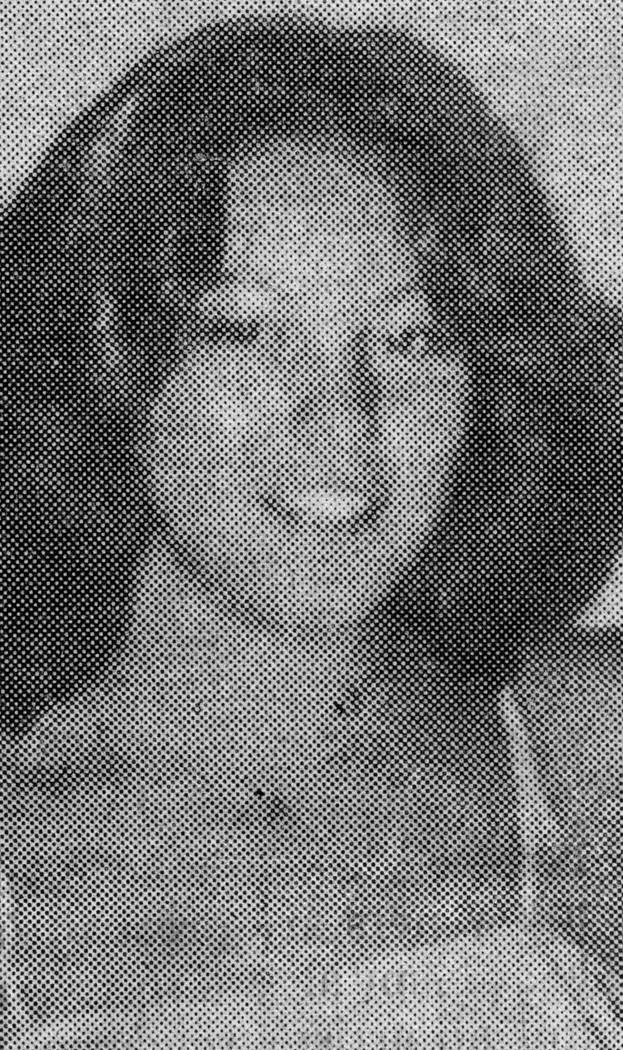 An undated photo of Carol Lyn Lum originally published in the Las Vegas Review-Journal in Novem ...