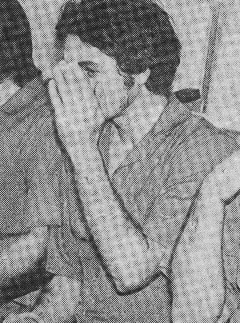 John Eugene Doane is pictured during an arraignment at Las Vegas Justice Court in 1979. Doane w ...