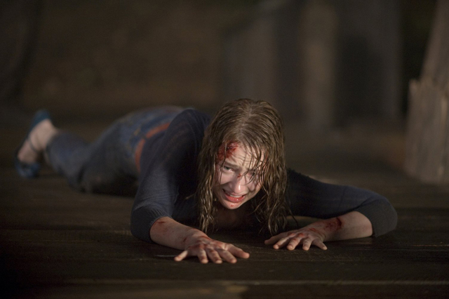 "Kristen Connolly in ""Cabin in the Woods"" (LIONSGATE)"