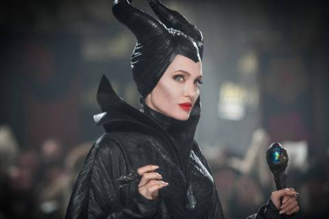 "Angelina Jolie in ""Maleficent."" (Walt Disney Studios)"