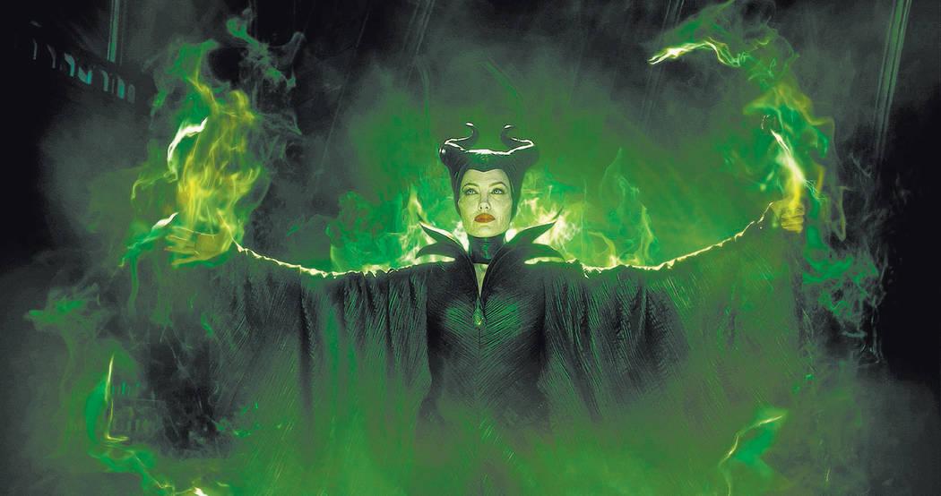 "Disney's ""Maleficent,"" with Angelina Jolie. (Courtesy, Film Frame)"