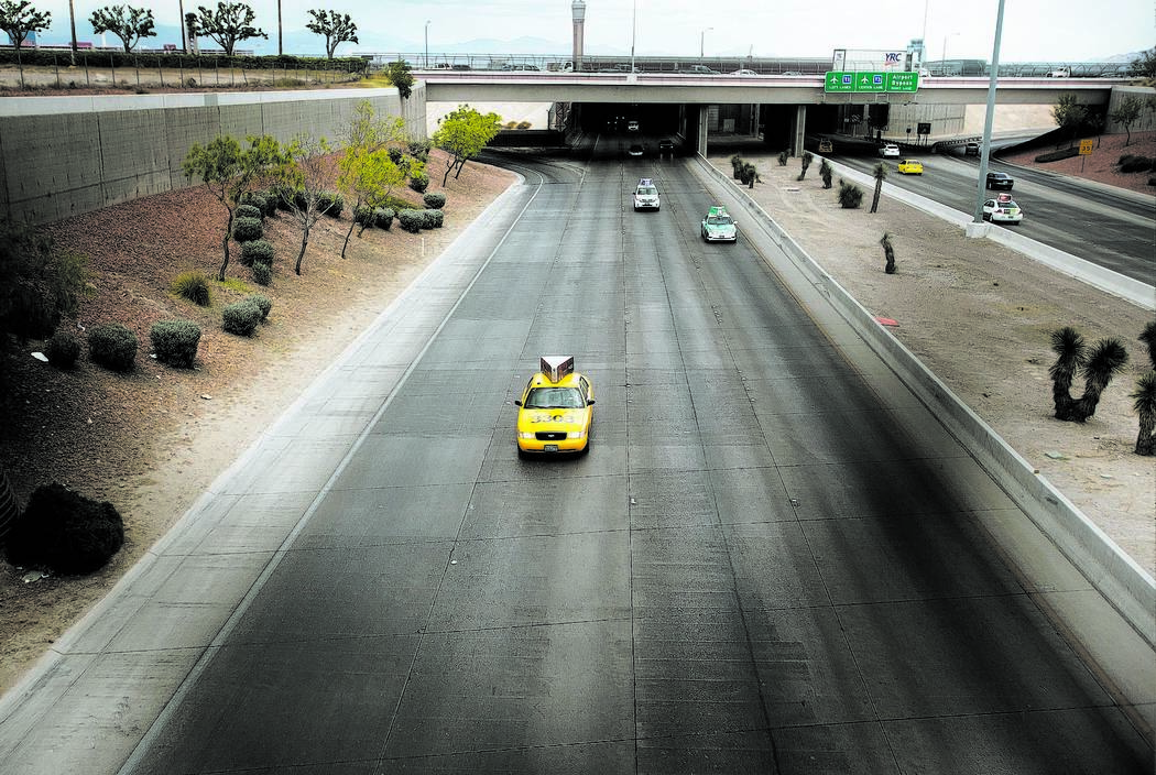 The northbound airport connector tunnel will see overnight maintenance work carried out between ...