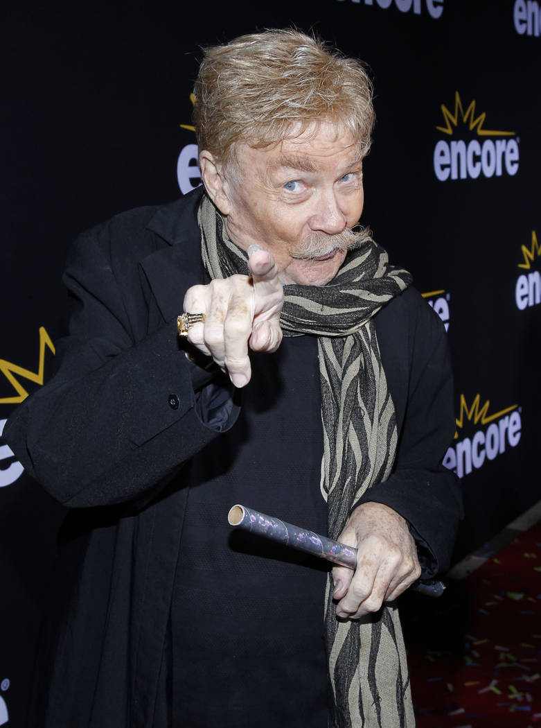 """Rip Taylor arrives to the ENCORE Original premiere of """"Method to the Madness of Jerry Lewi ..."""