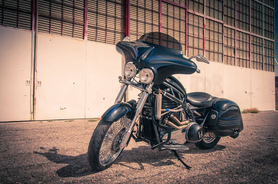 Vegas-based company Brutus Electric Motorcycles will be a part of the local debut of Big Boys T ...