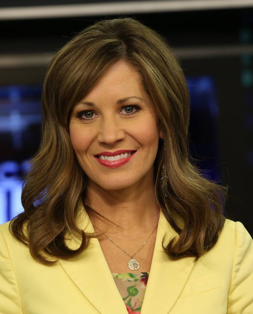 Beth Fisher has stepped down from KTNV Channel 13 and will be running social media for the City ...