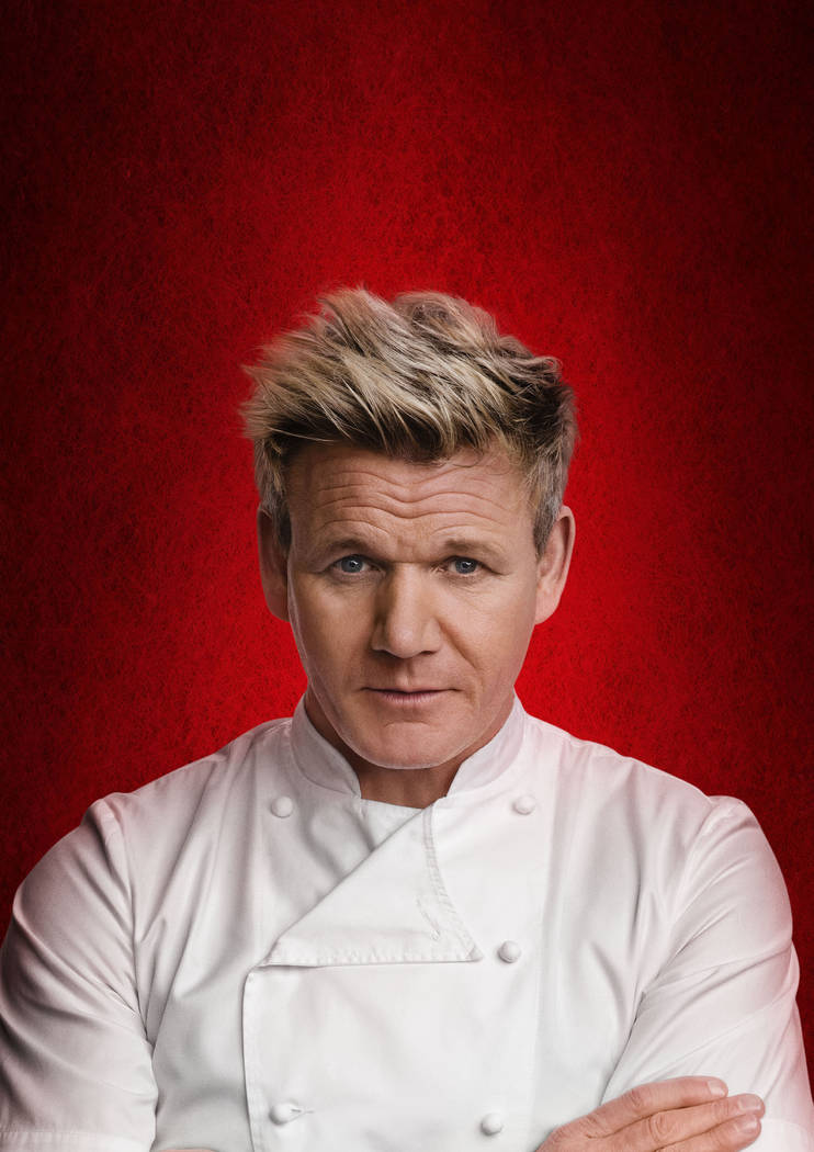 HELL'S KITCHEN: Host / Chef Gordon Ramsay. In a HELL'S KITCHEN first, Chef Gordon Ramsay ...