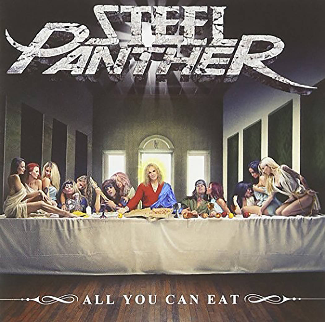 """Steel Panther, """"All You Can Eat"""" (Steel Panther)"""
