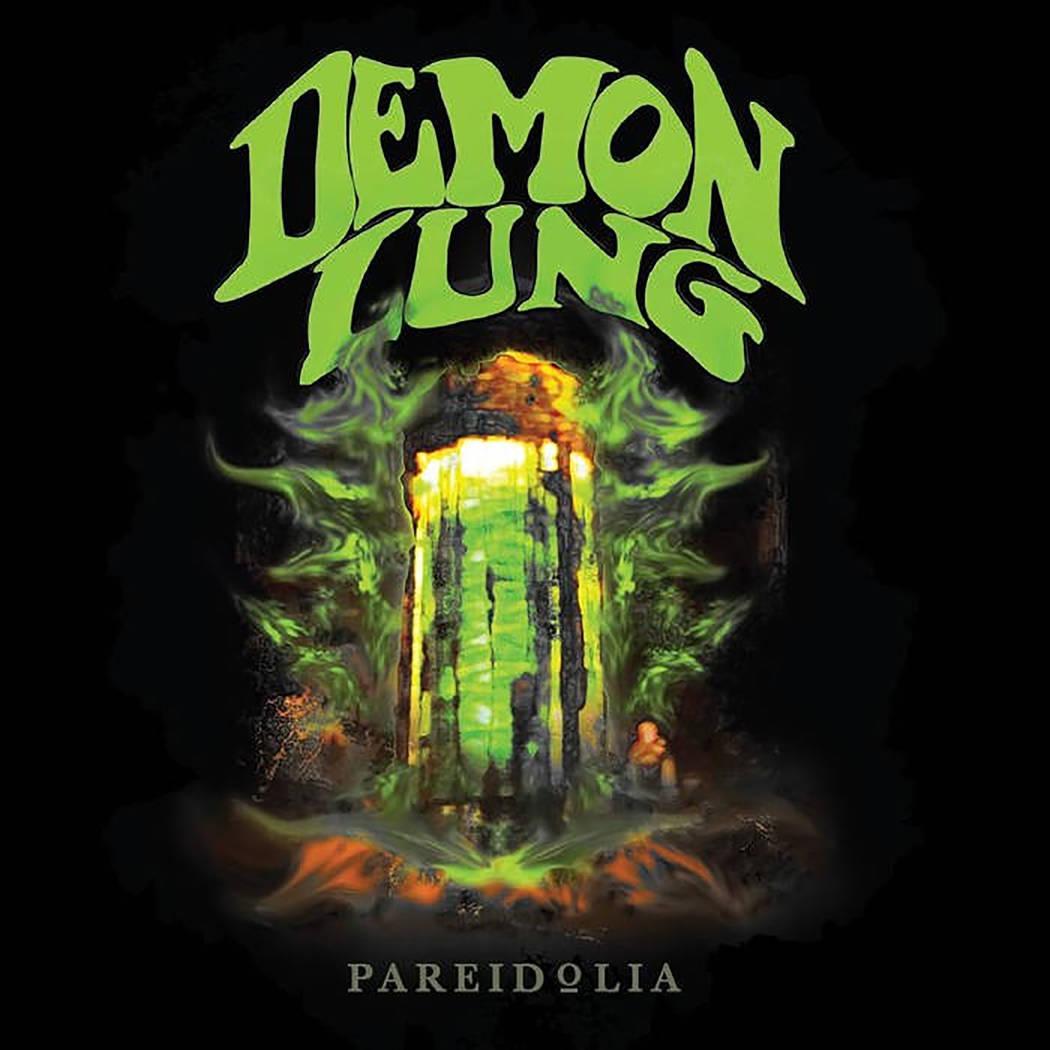"""""""Pareidolia,"""" Demon Lung (Demon Lung)"""
