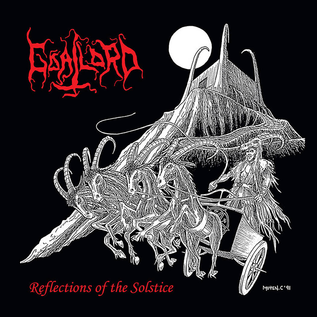 """Goatlord, """"Reflections of the Solstice"""" (Goatlord)"""