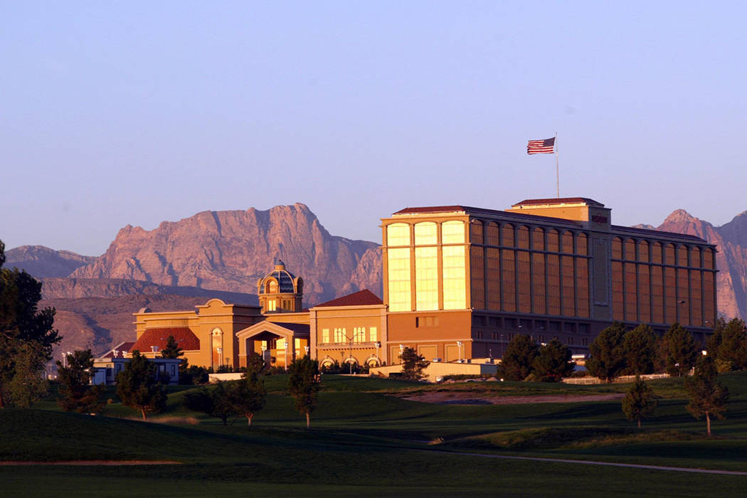 The Suncoast Hotel (Las Vegas Review-Journal file)