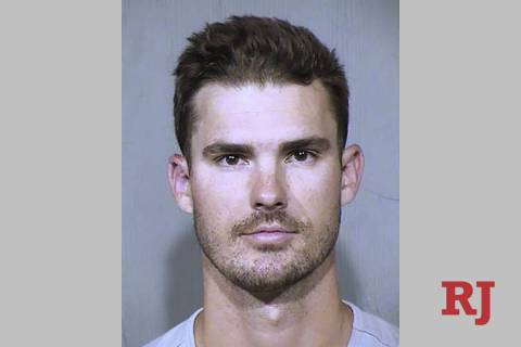 This Oct. 6, 2019, booking photo provided by the Maricopa County Sheriff's Office in Phoenix sh ...
