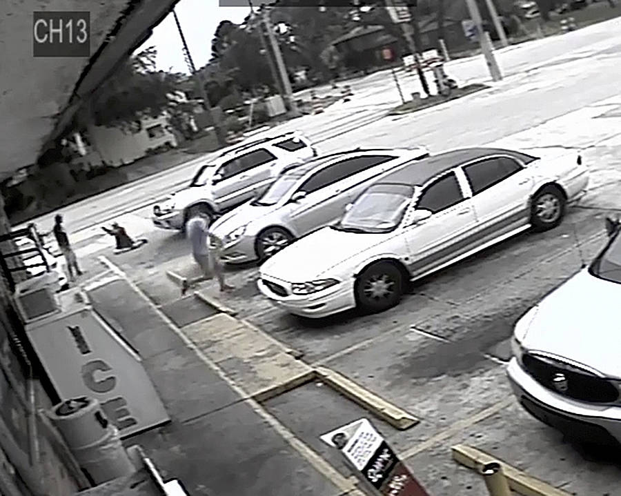 FILE - In this Thursday, July 19, 2018 file image taken from surveillance video released by the ...