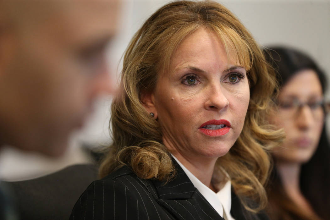 FBI Supervisory Special Agent Elena Iatarola is interviewed about the cold case of Karla Rodrig ...